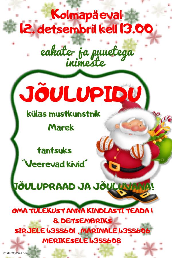 kuulutus_eakate_joulupidu_121118